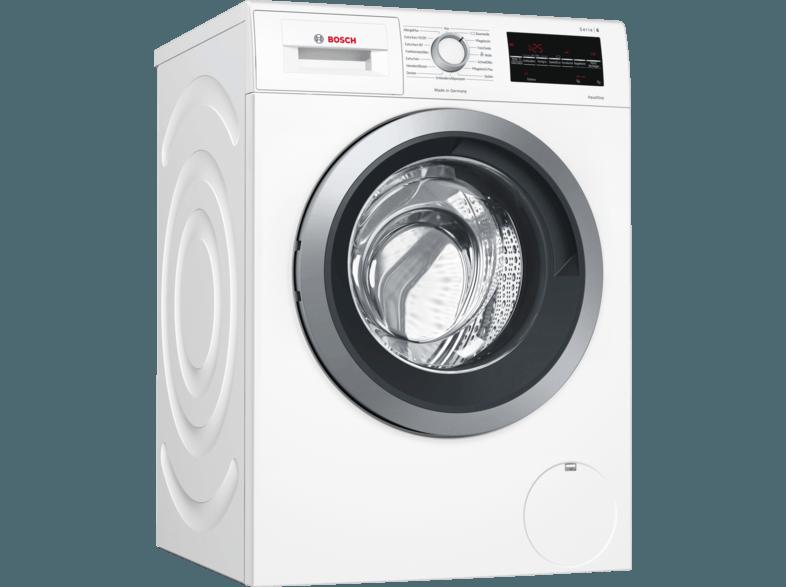 BOSCH WAG 28430 Serie 6 Waschmaschine (9 kg, 1361 U/Min., A+++)