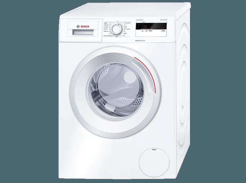 BOSCH WAN28020 Serie 4 Waschmaschine (6.0 kg, 1400 U/Min., A+++)