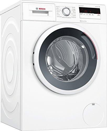 Bosch WAN28121 Waschmaschine Frontlader/A+++ / 1400 UpM/Startzeitvorwahl/Anti-Vibration Design/weiß