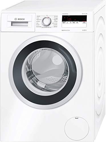 Bosch WAN281KA Serie 4 Waschmaschine / Frontlader (Freistehend) / A+++ / 1390 UpM / 59,8 cm / 7 kg / Restlaufanzeige