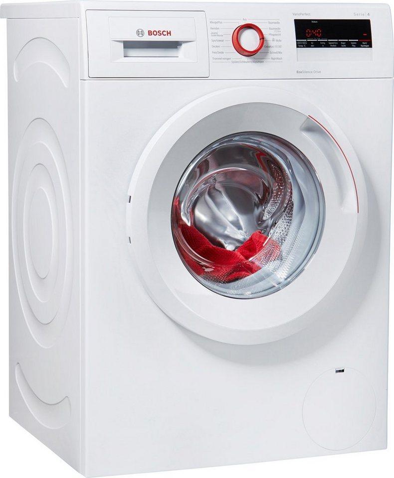 BOSCH Waschmaschine Serie 4 Doreen WAN282V8, 7 kg, 1400 U/Min