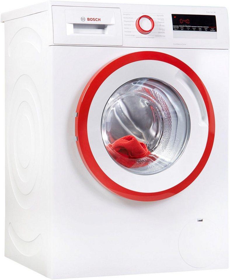 BOSCH Waschmaschine Serie 4 WAN282V9, 7 kg, 1400 U/Min