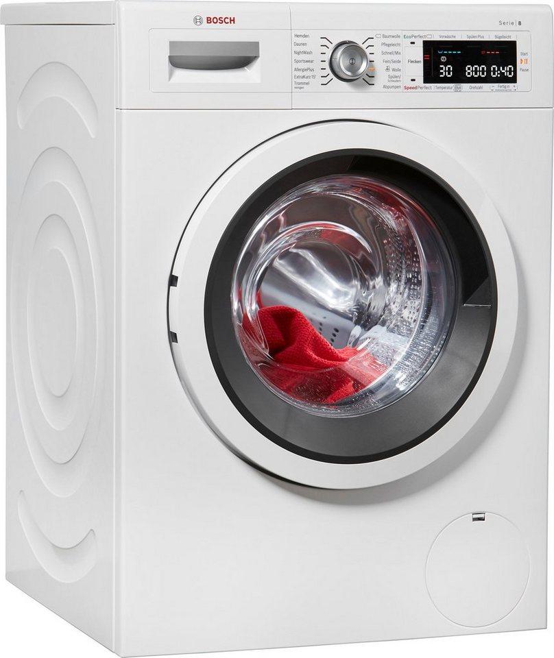 BOSCH Waschmaschine Serie 8 WAW325V0, 9 kg, 1600 U/Min
