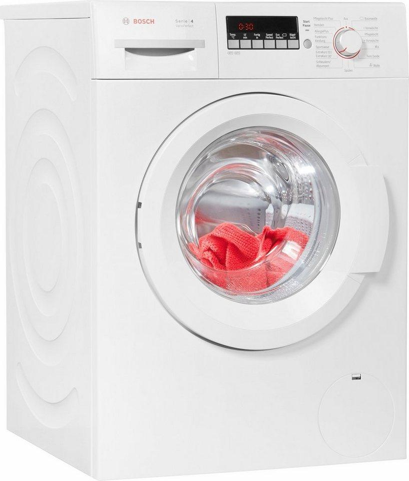 BOSCH Waschmaschine WAK28248, 8 kg, 1400 U/Min