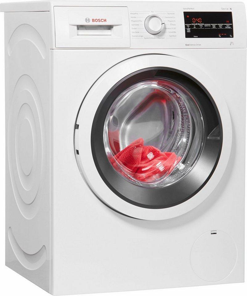 BOSCH Waschmaschine WAT28411, 7 kg, 1400 U/Min