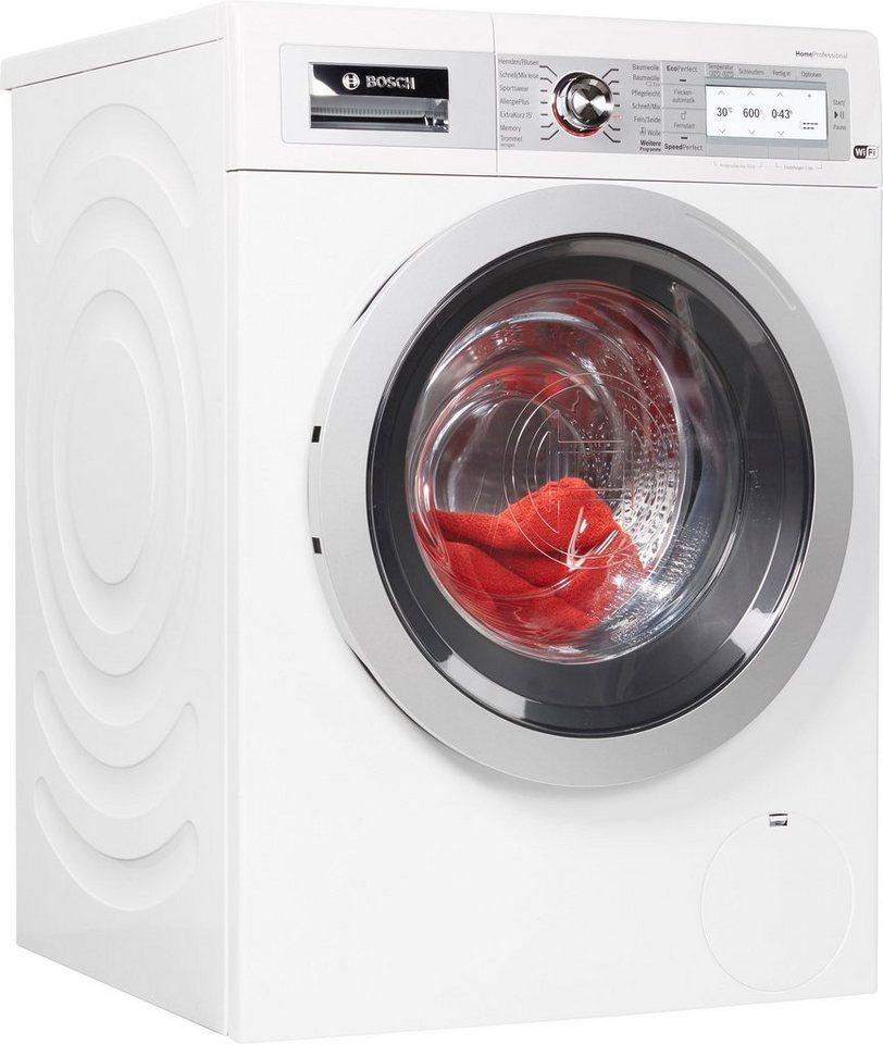 BOSCH Waschmaschine WAYH8748, 8 kg, 1400 U/Min