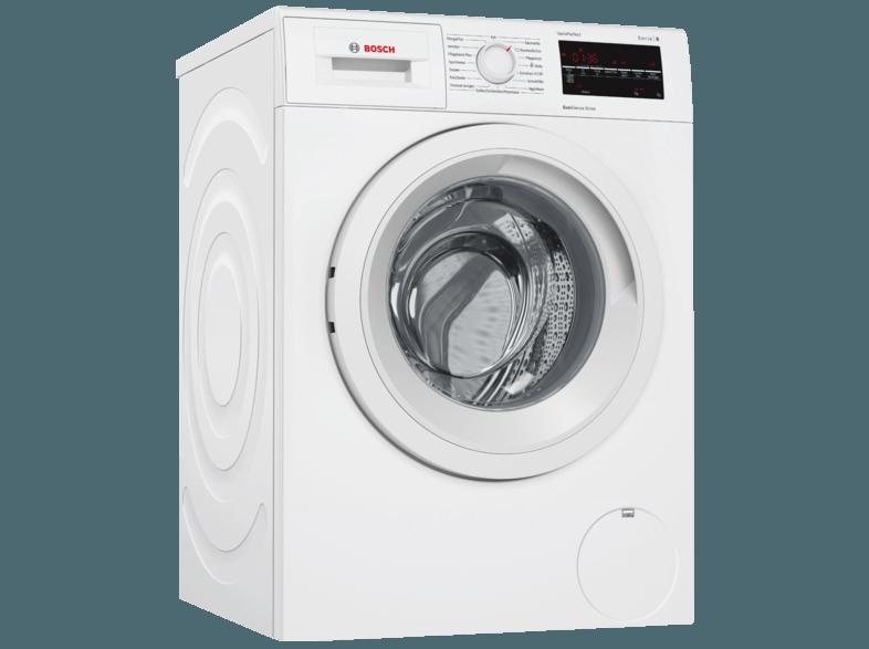 BOSCH WAT28431 Serie 6 Waschmaschine (8.0 kg, 1400 U/Min., A+++)