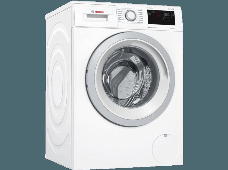 BOSCH WAT28530 Serie 6 Waschmaschine (8.0 kg, 1379 U/Min., A+++)