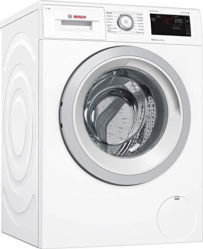Bosch WAT28641 Serie 6 Waschmaschine Frontlader/A+++/8 kg/1400 U/min./intelligente Dosierautomatik i-DOS/EcoSilence Drive/weiß