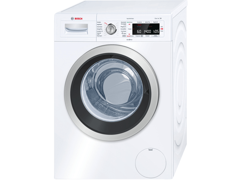 BOSCH WAW32541 Serie 8 Waschmaschine (8.0 kg, 1551 U/Min., A+++)