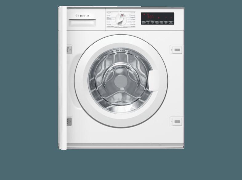 BOSCH WIW28440 Serie 8 Waschmaschine (8.0 kg, 1355 U/Min., A+++)
