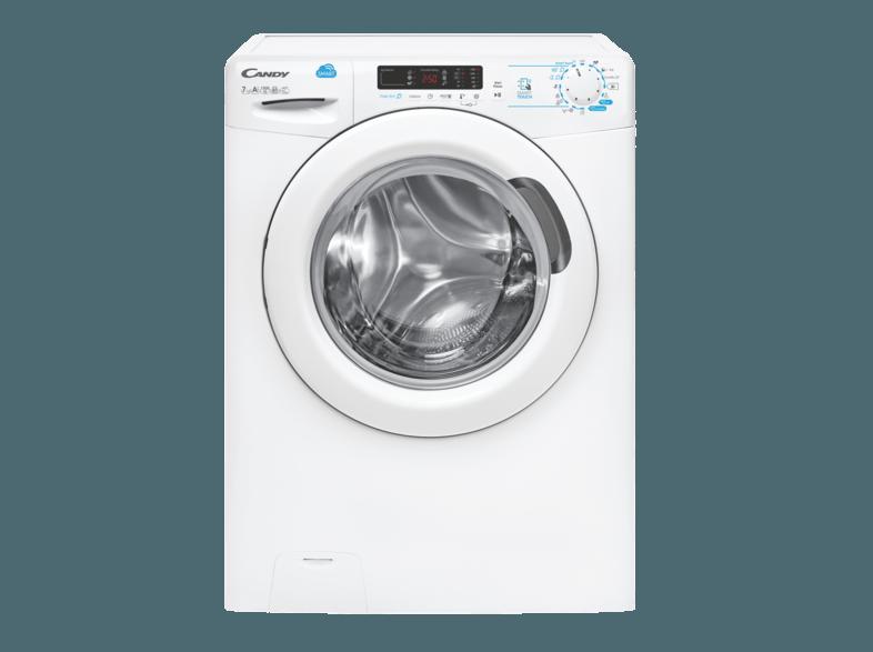 CANDY CSS4 1372D3/1-S Waschmaschine (7 kg, 1300 U/Min., A+++)