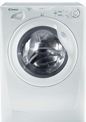 Candy GOF 106 Stand-Waschmaschine, 6 kg, 6 kg, 1000 U/min, A