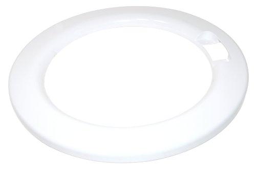 Gorenje 327333 Waschmaschinenzubehör/Türen/Waschmaschine weiße Außentürverkleidung Frame