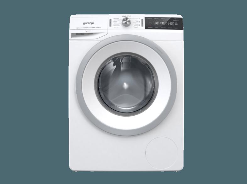 GORENJE W 2 A 744 T Waschmaschine (7 kg, 1400 U/Min., A+++)