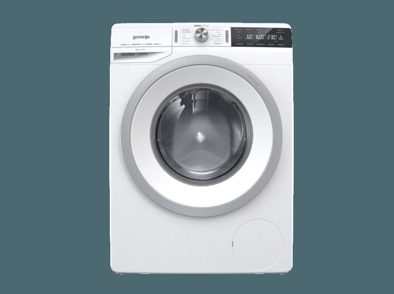 GORENJE W 2 A 866 T Waschmaschine (8.0 kg, 1600 U/Min., A+++)
