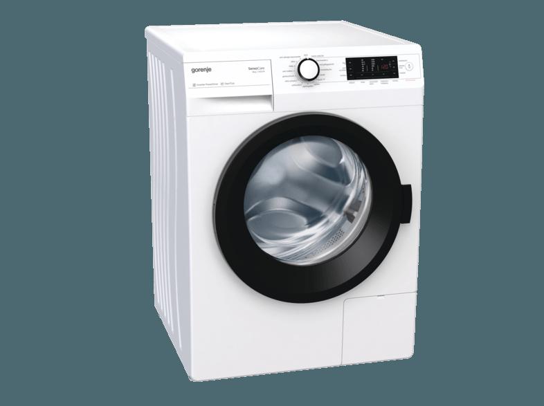 GORENJE W 8544 N/IX Waschmaschine (8 kg, 1400 U/Min., A+++)