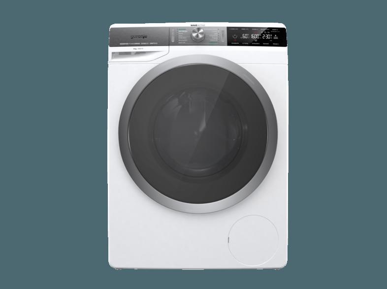 GORENJE W2S967LNT Waschmaschine (9.0 kg, 1600 U/Min., A+++)
