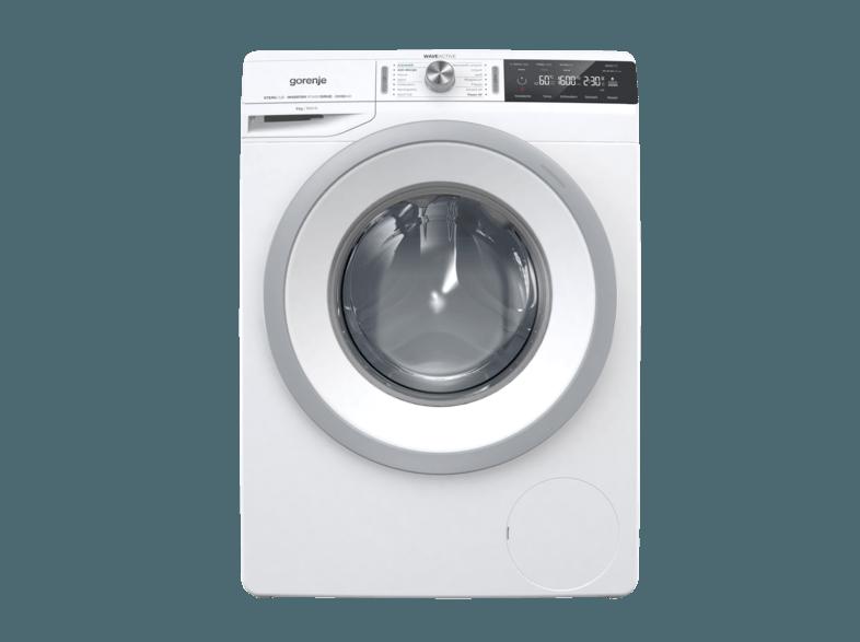 GORENJE WA 966 T Waschmaschine (9.0 kg, 1600 U/Min., A+++)