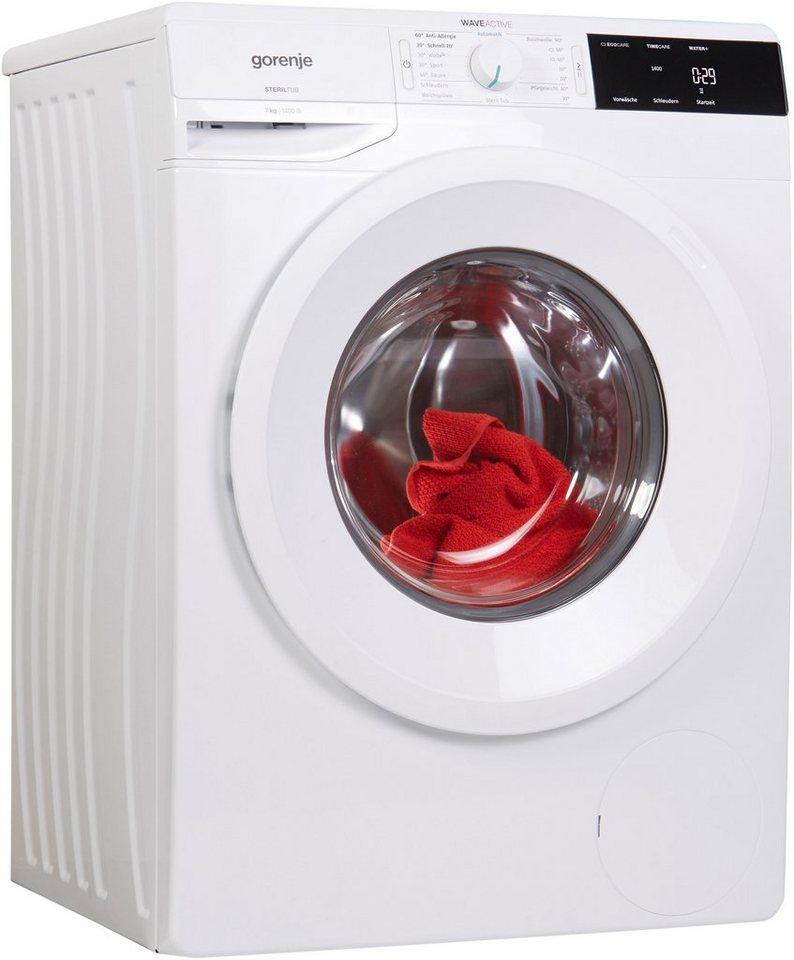 GORENJE Waschmaschine WE 743 P, 7 kg, 1400 U/Min