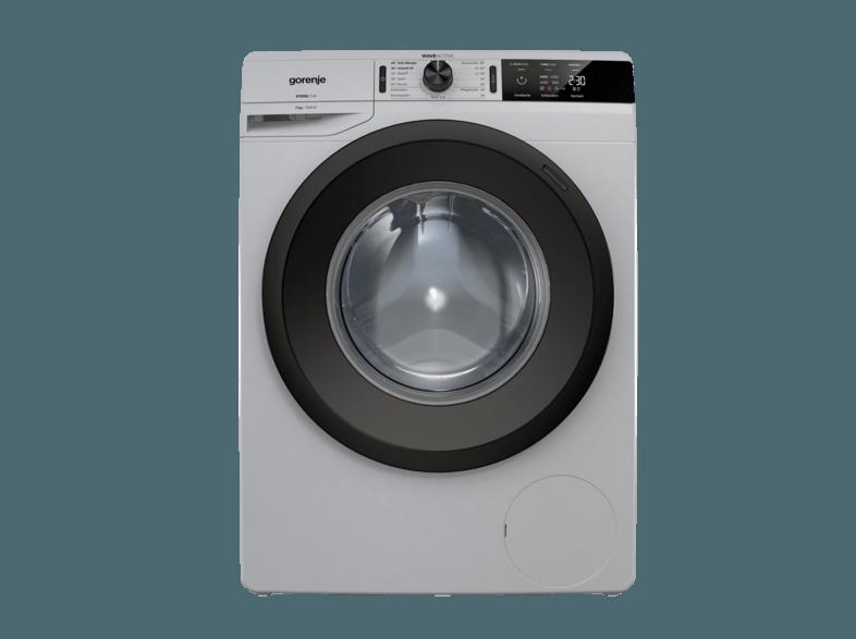 GORENJE WE 74S3PA Colour Edition Waschmaschine (7 kg, 1400 U/Min., A+++)