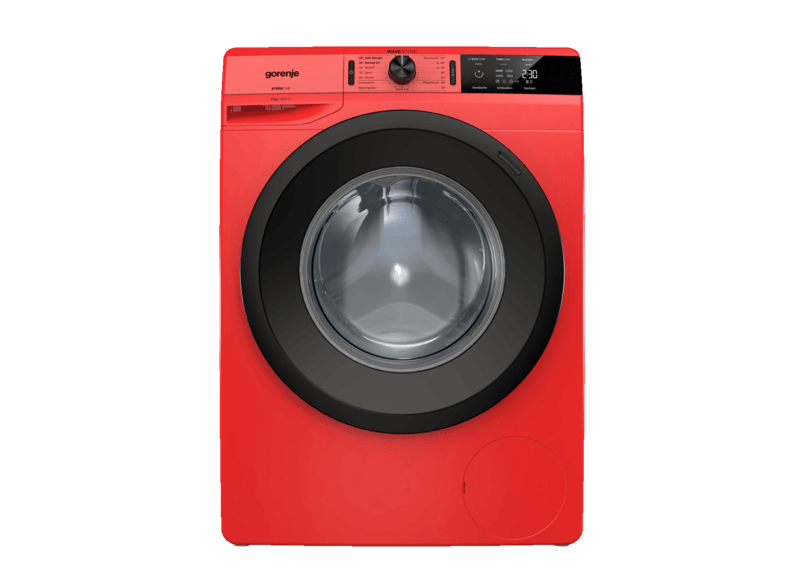 GORENJE WE 74S3PR Colour Edition Waschmaschine (7.0 kg, 1400 U/Min., A+++)