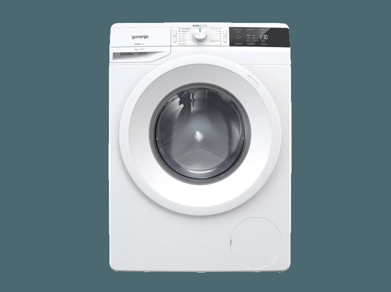 GORENJE WE 843 P Waschmaschine (8.0 kg, 1400 U/Min., A+++)