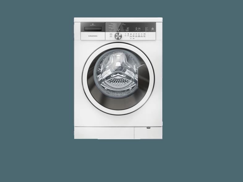 GRUNDIG GWA 48630 Waschmaschine (8 kg, 1600 U/Min., A+++)