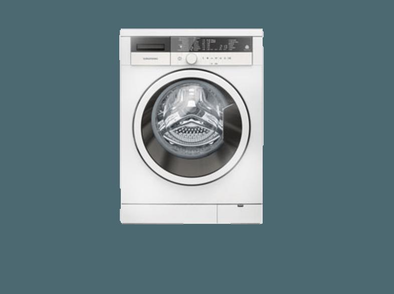 GRUNDIG GWN 36630 Waschmaschine (6 kg, 1600 U/Min., A+++)
