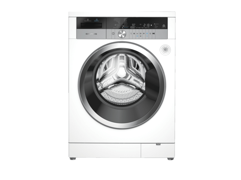 GRUNDIG GWN 48430 XIW Waschmaschine (8 kg, 1400 U/Min., A+++)