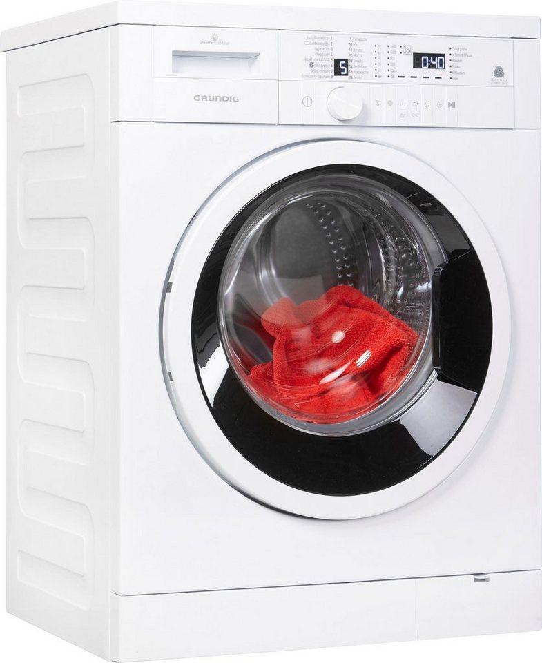 Grundig Waschmaschine GWN36432, 6 kg, 1400 U/Min