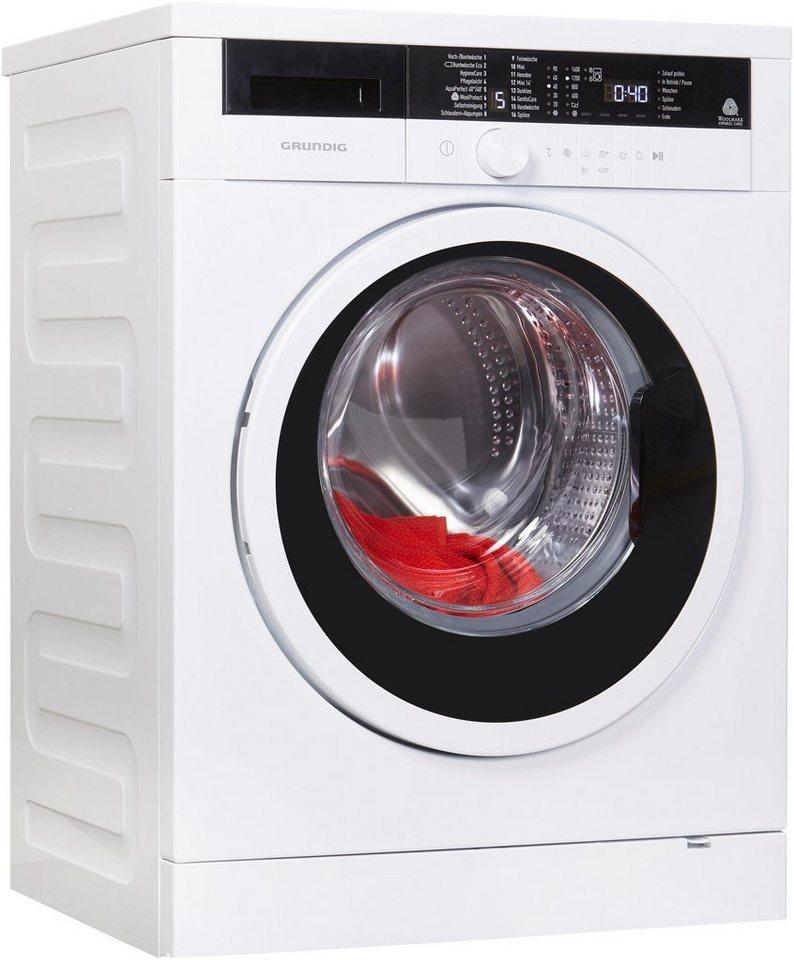 Grundig Waschmaschine GWN36630, 6 kg, 1600 U/Min