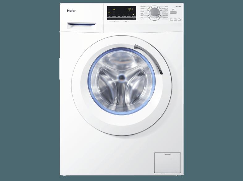 HAIER HW 80-14636 Waschmaschine (8 kg, 1400 U/Min., A+++)