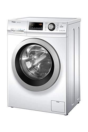 Haier HW100-BP14636 Waschmaschine Frontlader / A+++ / 10 kg / 1400 UpM / Vollwasserschutz / Weiß