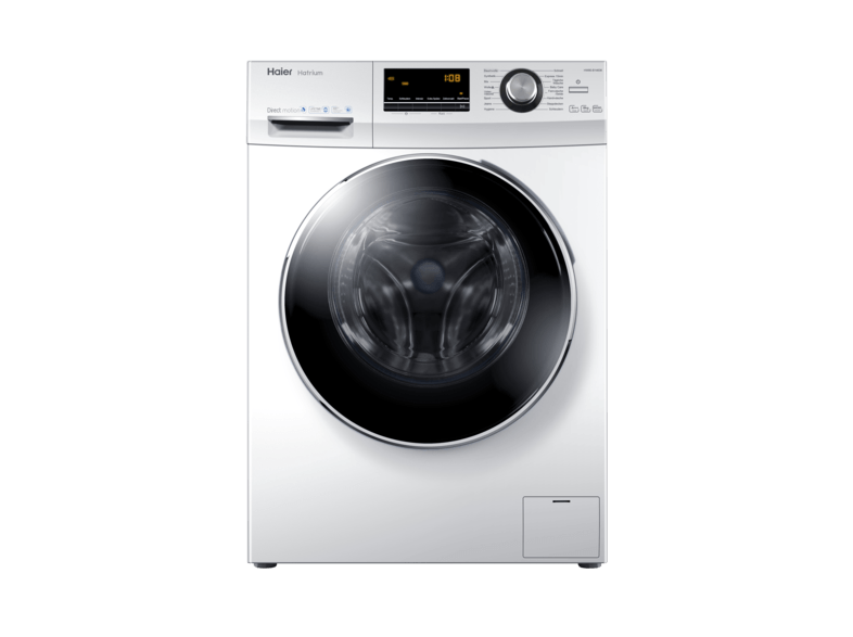 HAIER HW80-B14636 Waschmaschine (8 kg, 1400 U/Min., A+++)
