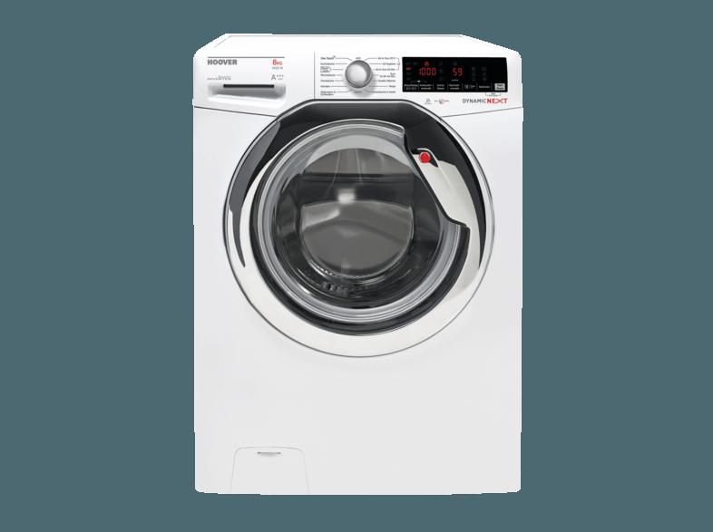 HOOVER DXOA G68AHC7-84 NEXT Waschmaschine (8 kg, 1600 U/Min., A+++)