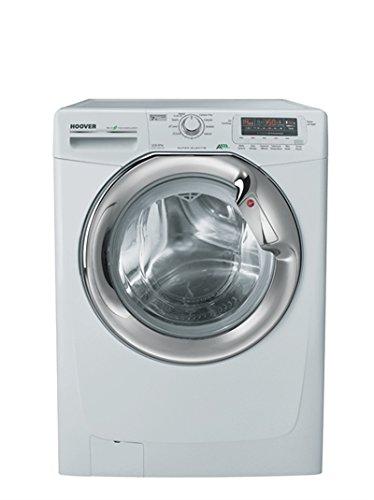 Hoover DYN 7125DZ autonome Belastung Bevor 7kg 1200tr/min A + + weiß Waschmaschine-Waschmaschinen (autonome, bevor Belastung, chrom, weiß, links, LCD, chrom)