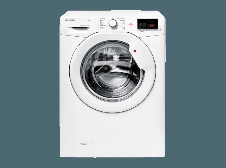 HOOVER HL 14102 D3-S LINK Waschmaschine (10 kg, 1400 U/Min., A+++)