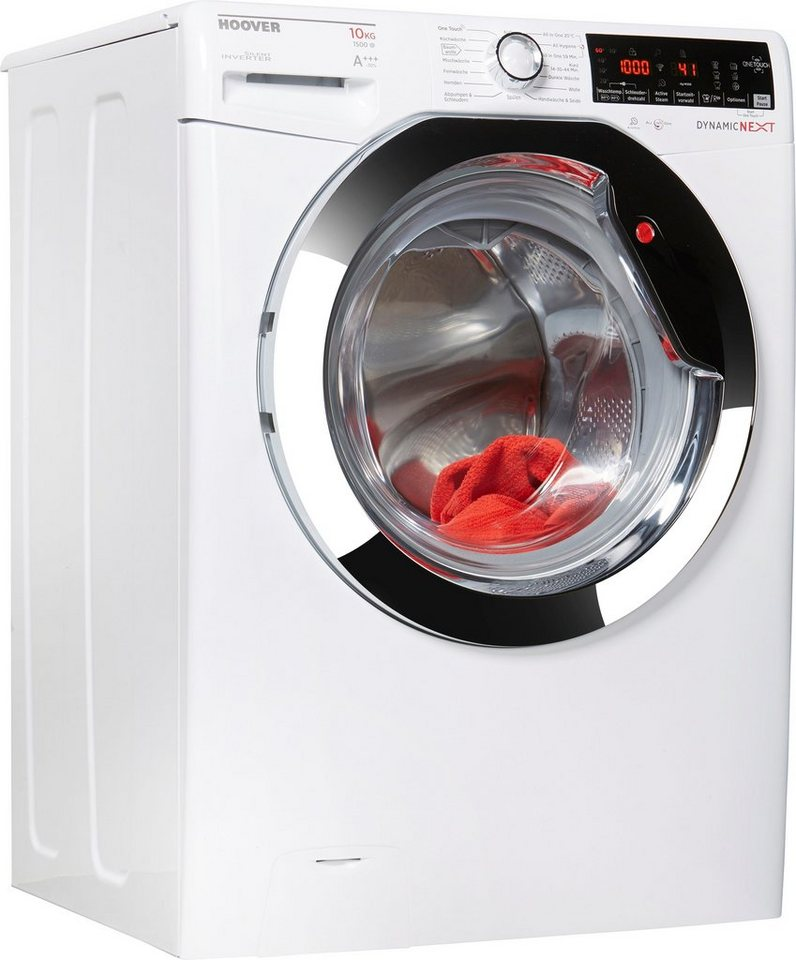Hoover Waschmaschine Dynamic Next DXOA G510AHC/1-84, 10 kg, 1500 U/Min