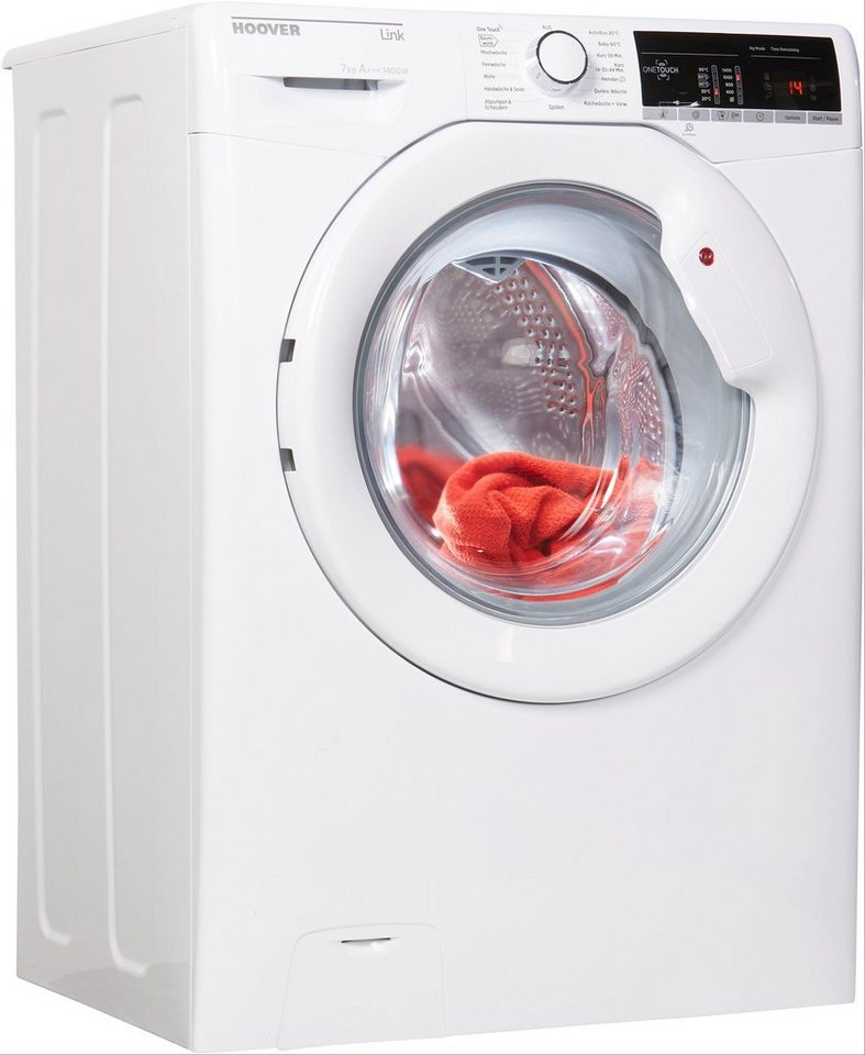 Hoover Waschmaschine HL O147T3/1-84, 7 kg, 1400 U/Min