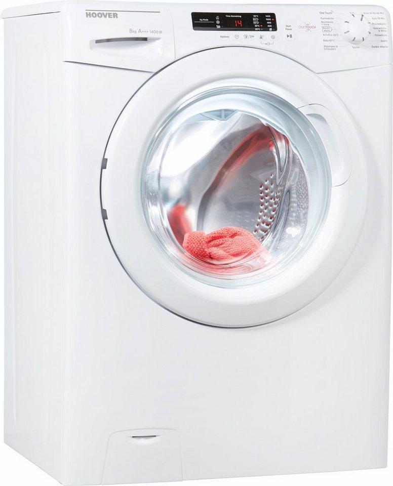 Hoover Waschmaschine HLC O1482D3-84, 8 kg, 1400 U/Min