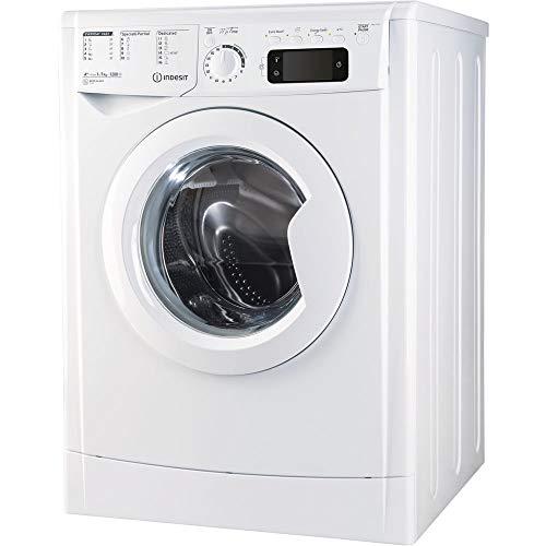 Indesit EWE 71252 W EU/1 Freistehend Frontlader 7kg 1200 U/min A++ Weiß Waschmaschine