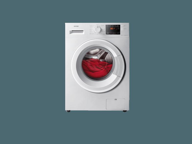 KOENIC KWM 81412 A3 Waschmaschine (8 kg, 1400 U/Min., A+++)