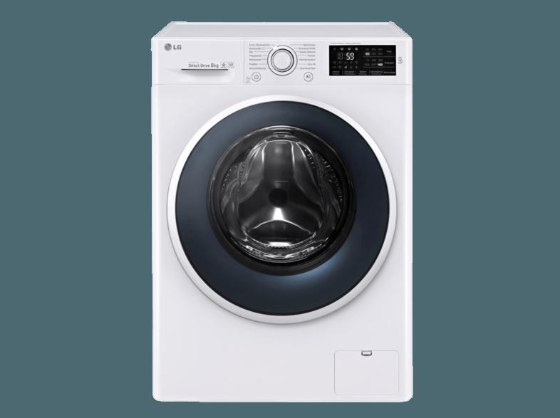 LG F 14 WM 8 EN0 Serie 5 Waschmaschine (8 kg, 1400 U/Min., A+++)