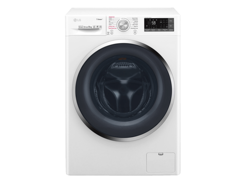 LG F 14 WM 8TS2 Serie 7 Waschmaschine (8 kg, 1400 U/Min., A+++)