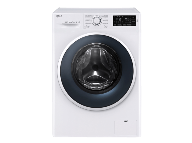 LG F 14WM 7EN0 Serie 5 Waschmaschine (7 kg, 1400 U/Min., A+++)