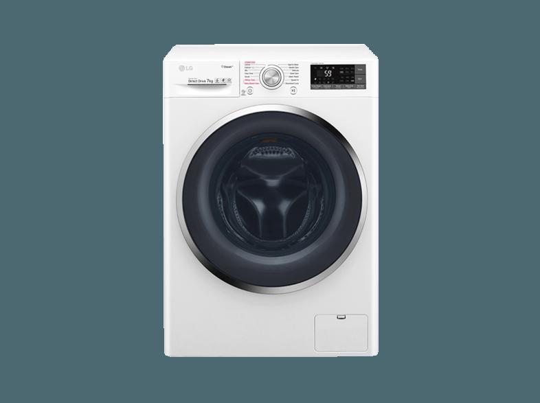 LG F 14WM 7TS2 Serie 7 Waschmaschine (7 kg, 1400 U/Min., A+++)