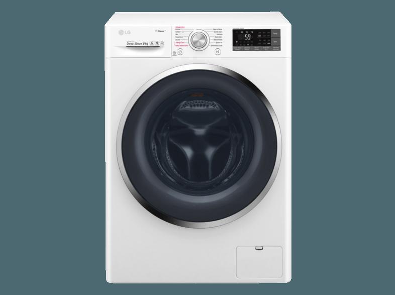 LG F 14WM 9TS2 Serie 7 Waschmaschine (9 kg, 1400 U/Min., A+++)