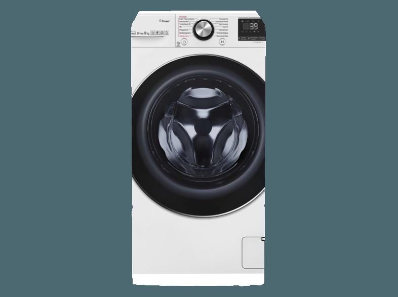 LG F 4 WV 909 P2 Waschmaschine (9 kg, 1360 U/Min., A+++)