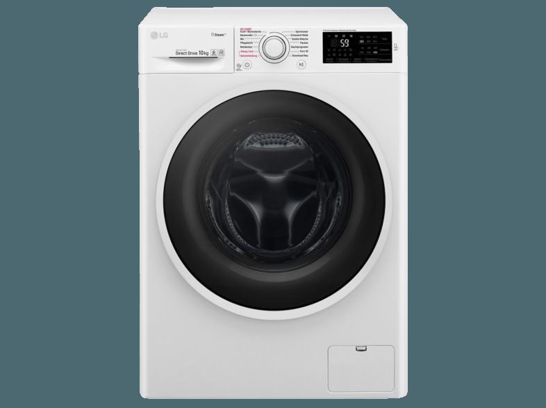 LG F14WM10ESO Waschmaschine (10 kg, 1400 U/Min., A+++)